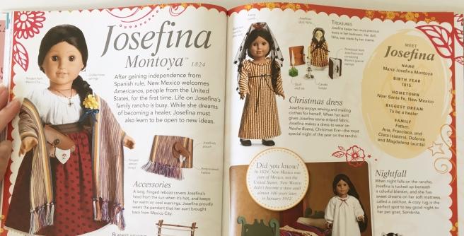 AG Ultimate Visual Guide Josefina Page