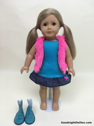 Sophie, an American Girl Doll