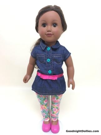 Beth, a My Life As Doll
