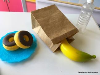 DIY Mini Paper Bag for 18 Inch Dolls Craft 4