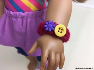Doll Lover's Guide to Crochet 101 Lesson 3 - Bracelet 1